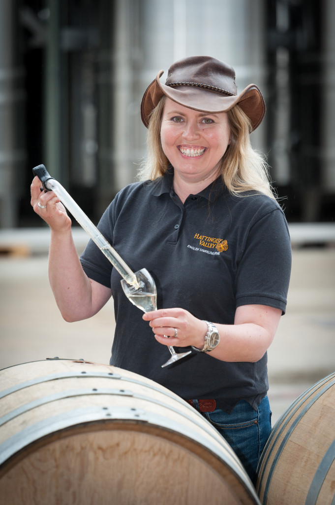 Hattingley Valley Head Winemaker, Emma Rice